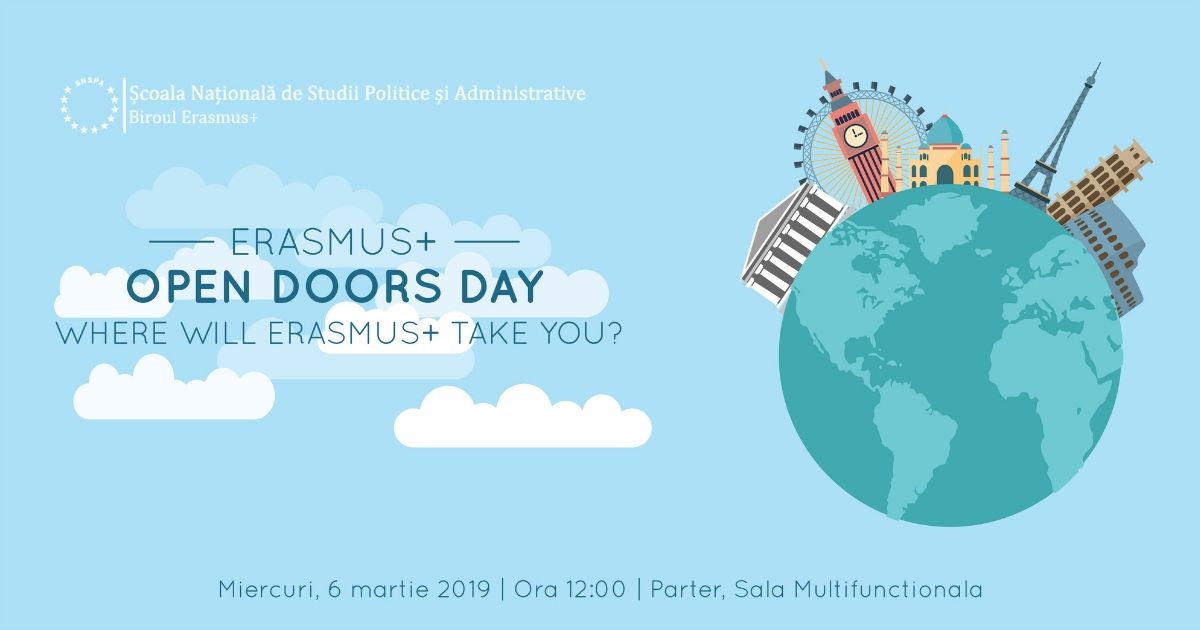 afis Erasmus Open Doors Day 2019